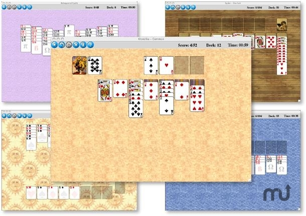Screenshot 1 for Ideal Solitaire