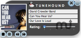Screenshot 1 for TuneHound