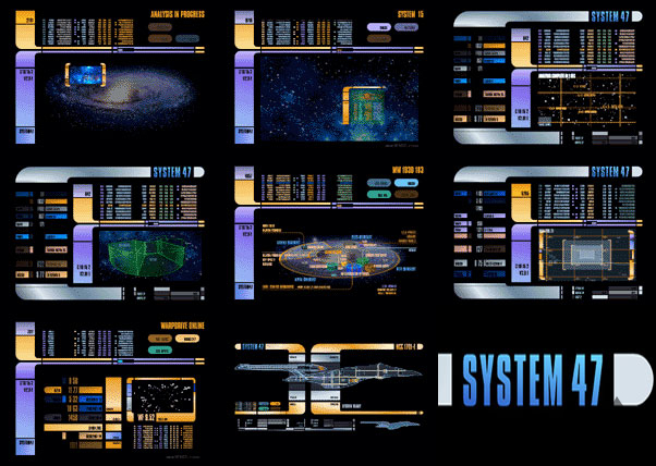 Screenshot 1 for System 47