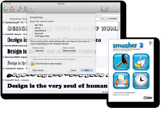Screenshot 1 for Smasher