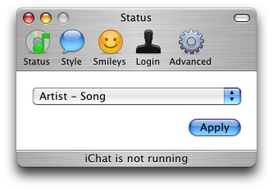 Screenshot 2 for iChat Extender