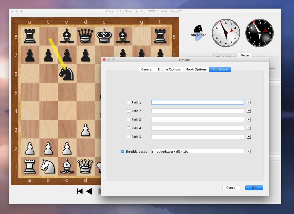 shredder computer chess download