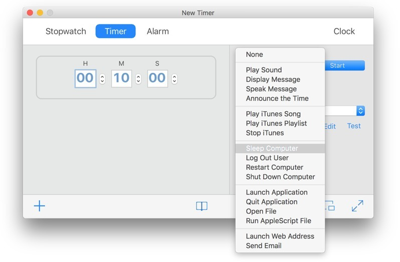 Screenshot 3 for Apimac Timer
