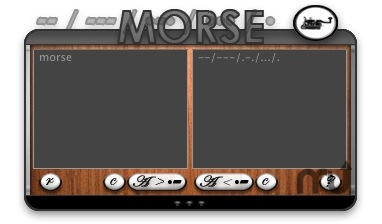 Screenshot 1 for Morse Code Translator
