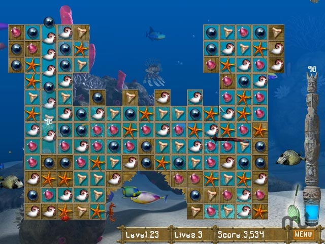 Screenshot 1 for Big Kahuna Reef