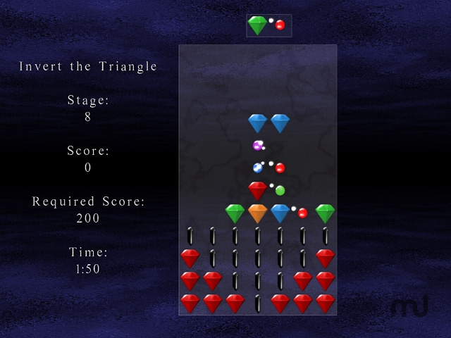 Screenshot 1 for Crystal Catastrophe