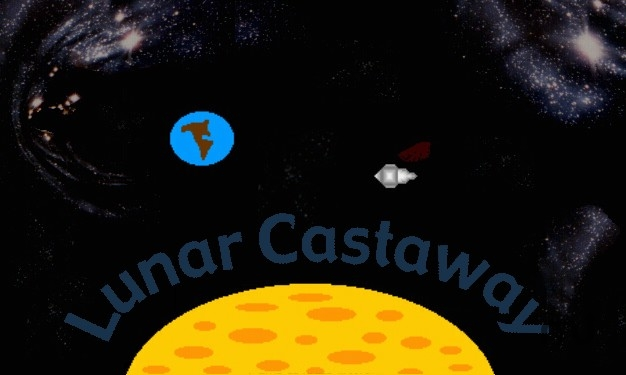 Screenshot 1 for Lunar Castaway