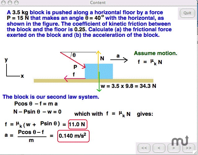 Screenshot 1 for Physics