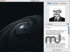 Screenshot 1 for GalaXQL