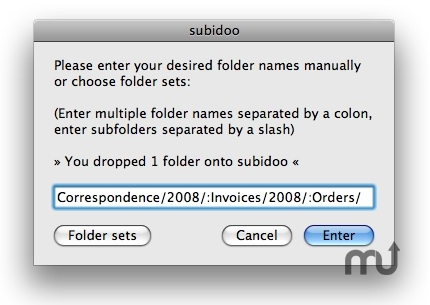 Screenshot 1 for subidoo
