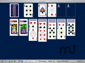 Screenshot 1 for Snood Solitaire