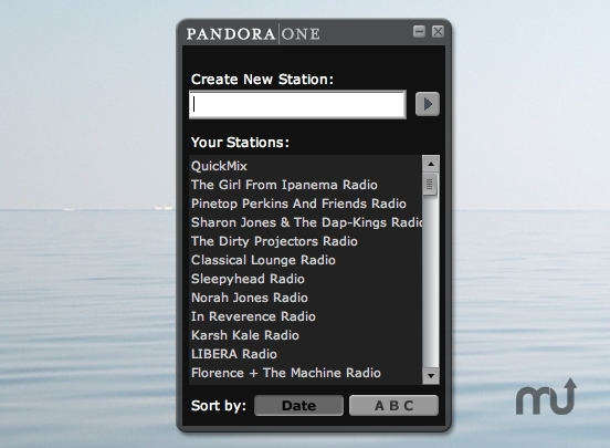 Screenshot 1 for Pandora