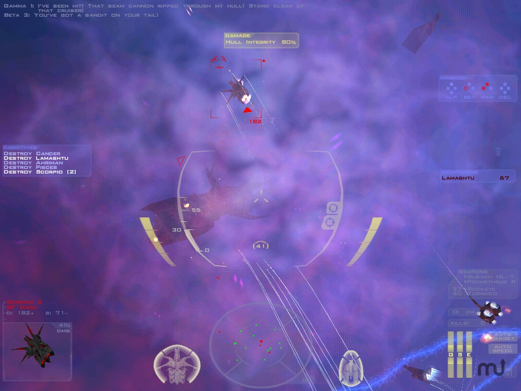 Screenshot 1 for Freespace2