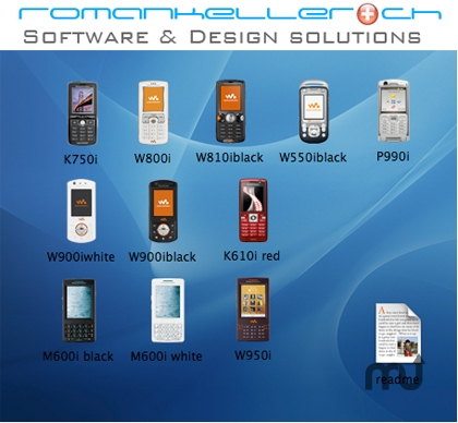 Screenshot 1 for SonyEricsson Icon Collection