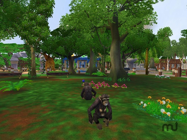 Screenshot 1 for Zoo Tycoon 2
