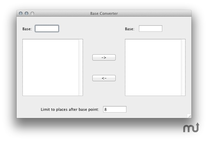 Screenshot 1 for Base Converter