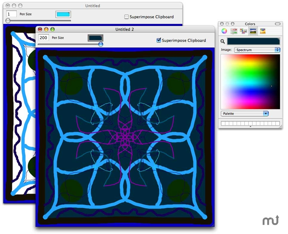 Screenshot 1 for Symmetrical Designer