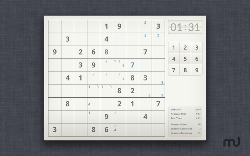 Screenshot 1 for Uni Sudoku