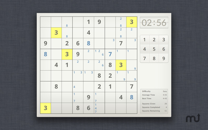 Screenshot 2 for Uni Sudoku