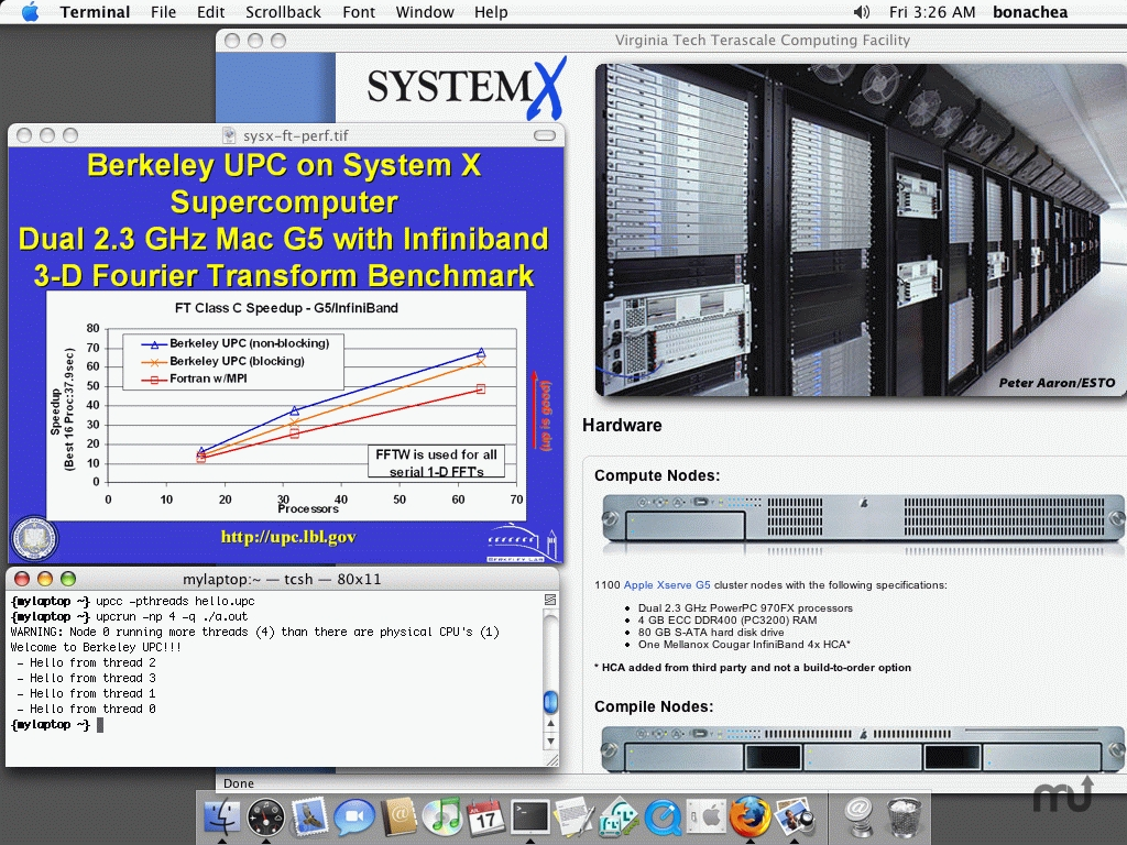 Screenshot 1 for Berkeley UPC