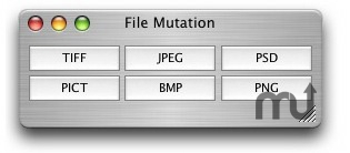 Screenshot 1 for File Mutation