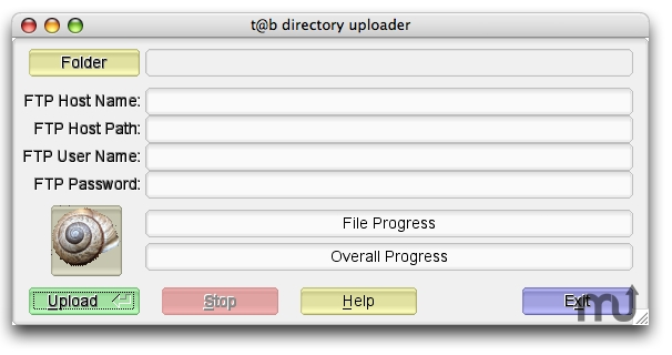 Screenshot 1 for Directory Uploader