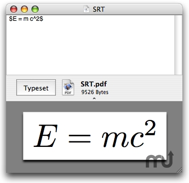 Screenshot 1 for PDF Equation