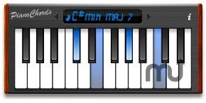 Screenshot 1 for Pianochords