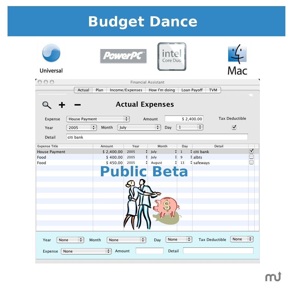 Screenshot 1 for Budget Dance