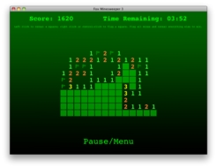 Screenshot 2 for Fox Minesweeper