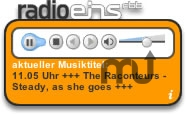 Screenshot 1 for Radio Eins Widget