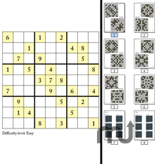 Screenshot 1 for Sudoku for InDesign