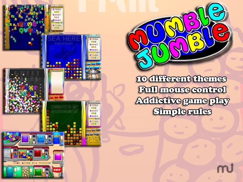 Screenshot 1 for Mumble Jumble