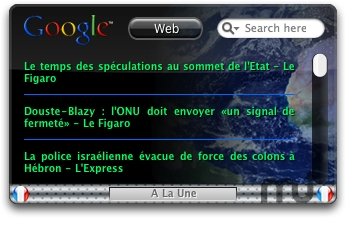 Screenshot 1 for Google Smart France