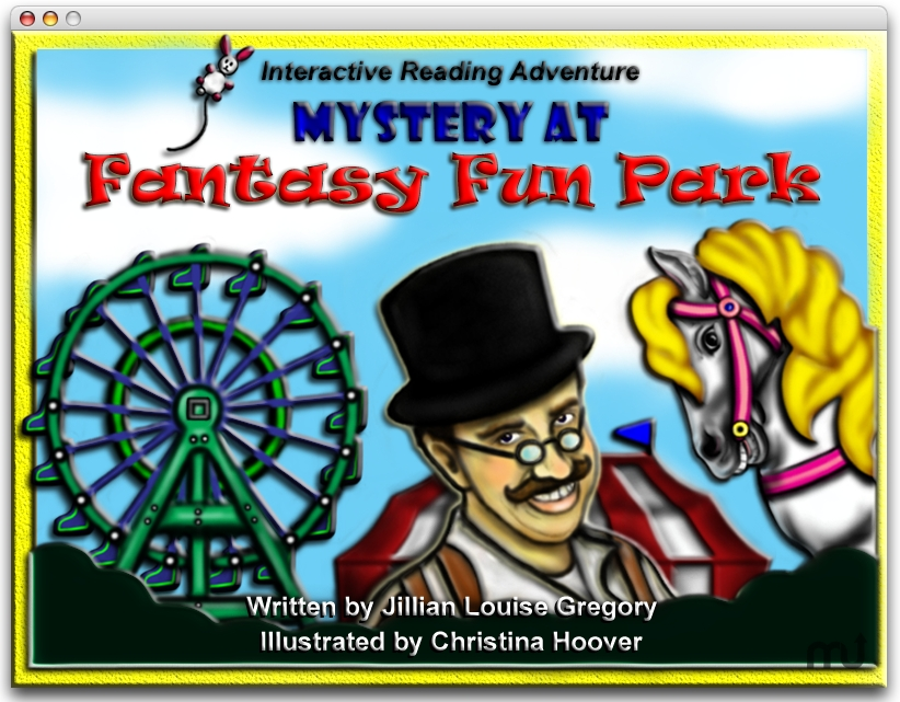 Screenshot 1 for Mystery at Fantasy Fun Park