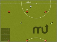 Screenshot 1 for Kickin' Soccer