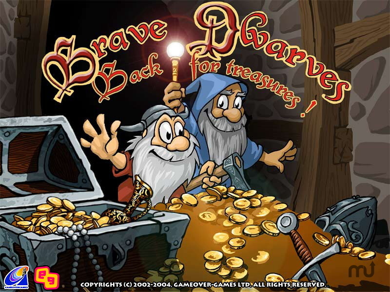Screenshot 1 for Brave Dwarves: Back for Treasures