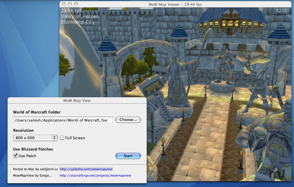 Wow map editor download