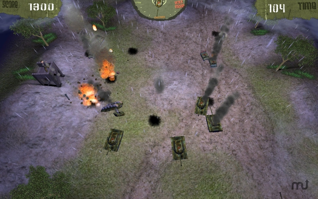Screenshot 1 for Open Fire