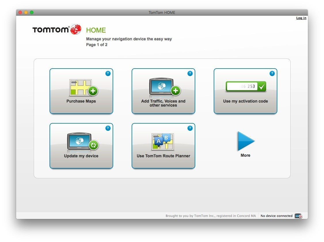 TomTom HOME for Mac [Review 2019] - 40 User Reviews