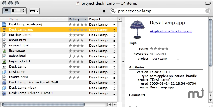 Screenshot 1 for Desk Lamp