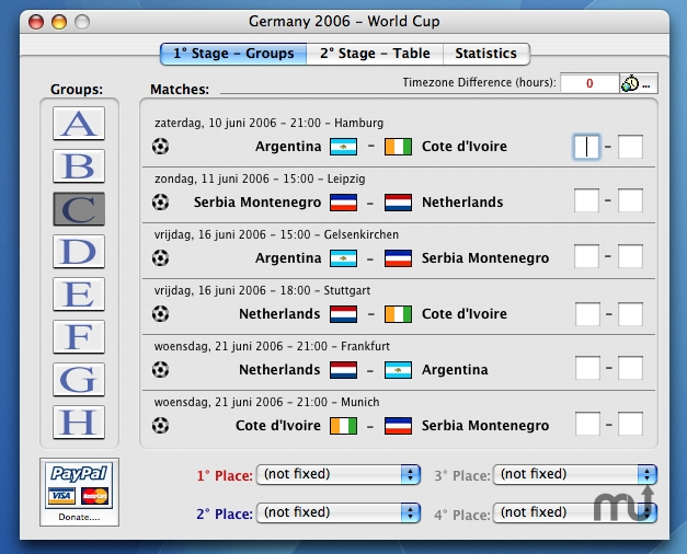 Screenshot 1 for Germany 2006