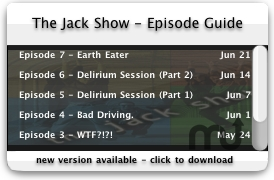 Screenshot 1 for The Jack Show