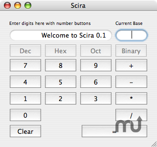 Screenshot 1 for Scira