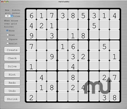 Screenshot 1 for mariosudoku