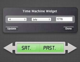 Screenshot 1 for Time Machine