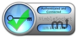 Screenshot 1 for NimbleSocket