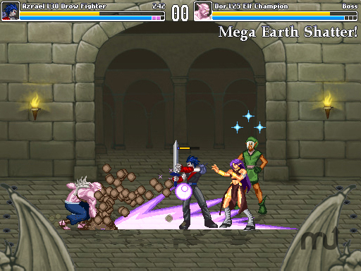 Screenshot 1 for Rage of Magic II