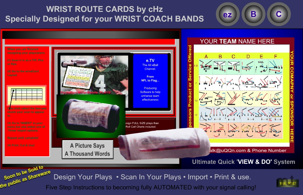 Screenshot 1 for vCard ez-Football Coach