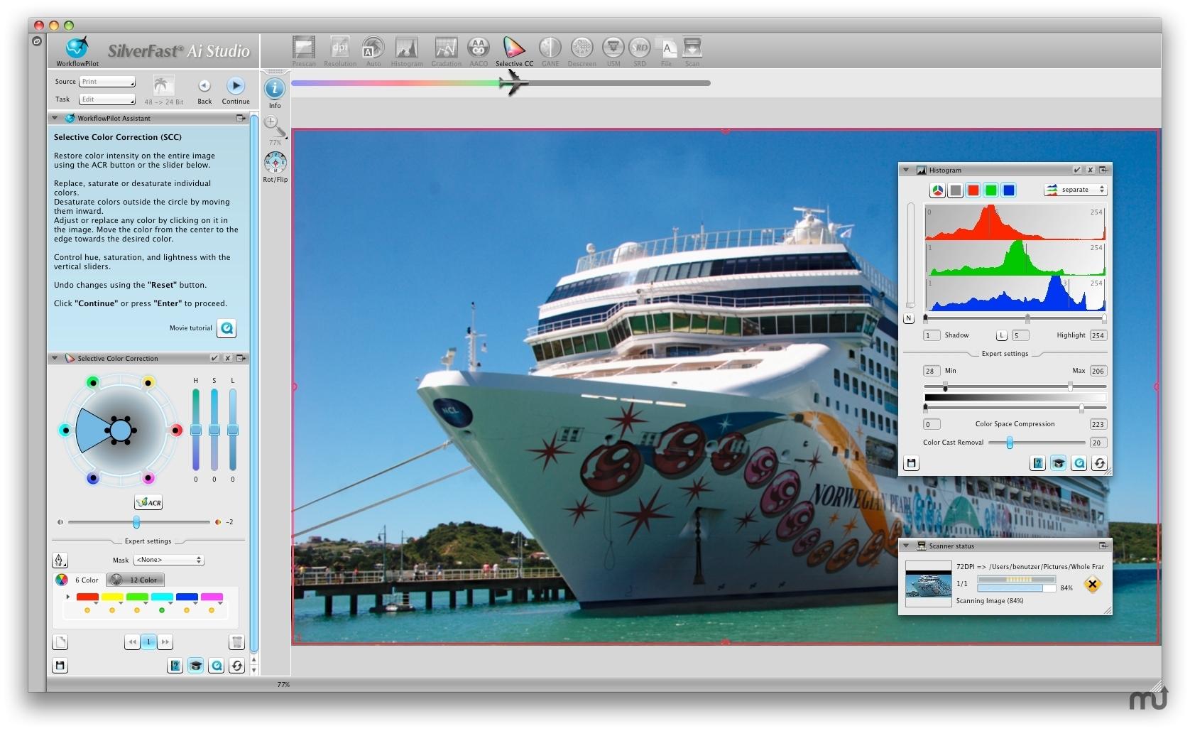 SilverFast (Nikon) for Mac | MacUpdate